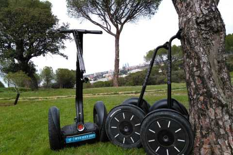 Madrid: 1.5-hour Casa de Campo Segway Tour