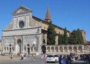 Florenz: Santa Maria Novella Private Tour