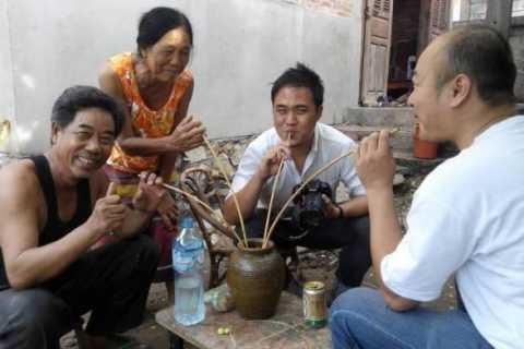 Lao Wine Making