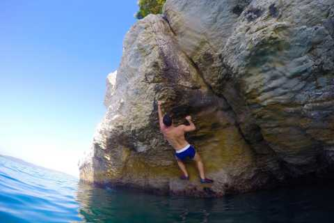 Split: Cliff Jumping & Deep Water Solo Tour