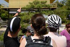 Kyoto: excursão de bicicleta de 3 horas