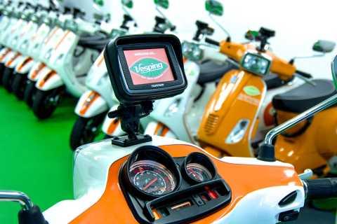 Barcelona: 6-Hour Vespa Rental with GPS