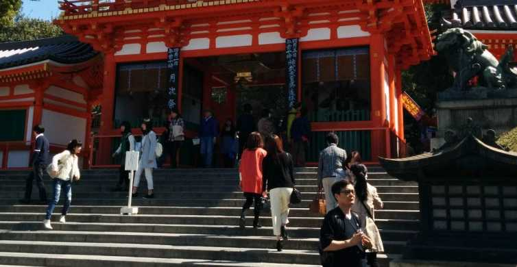 Kyoto: Private 2.5 Hour Historical Walking Tour