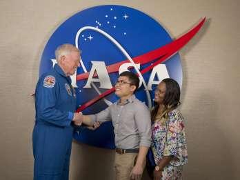 Mittagessen mit einem Astronauten - Kennedy Space Center