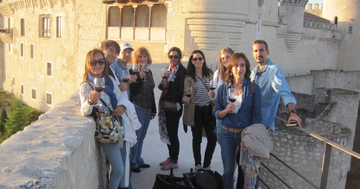 From Madrid: Full-Day Wine Tasting Tour