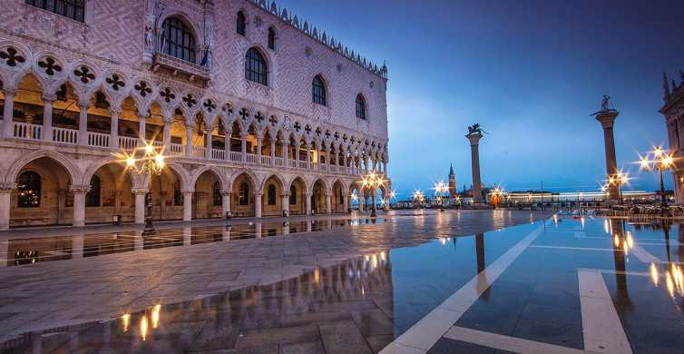 Venice: Exclusive Doge's Palace Guided Tour at Night