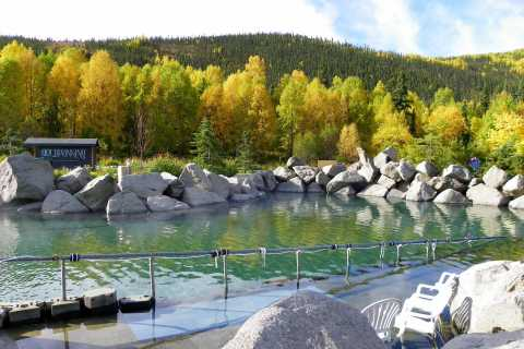 From Fairbanks: Chena Hot Springs Day Tour