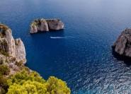 Von Sorrent nach Capri und Positano: Private Bootstour