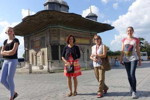 Einführung in Istanbul: Privater Rundgang