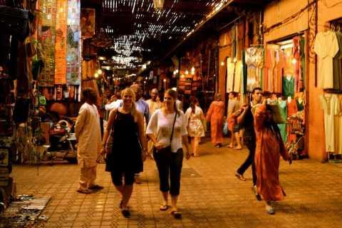 Marrakech: Private Half-Day Walking Tour