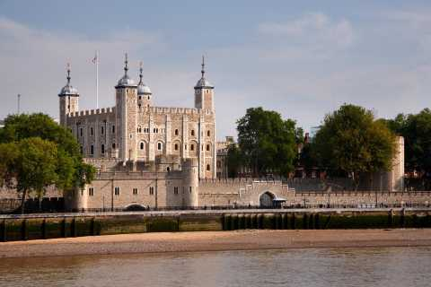 Londen: ticket Tower of London en kroonjuwelen-expositie