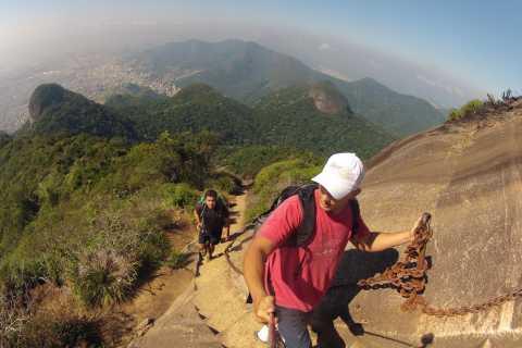 Rio de Janeiro: Tijuca Peak Guided Hike