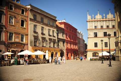 Lublin & Majdanek Small-Group Tour from Warsaw with Lunch
