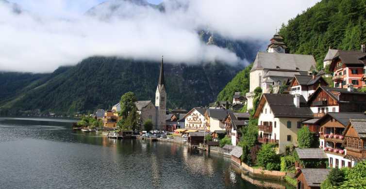 From Vienna: Panoramic Austrian Alps Tour to Hallstatt