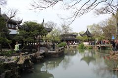 De Xangai: viagem privada de um dia inteiro para Suzhou de trem rápido