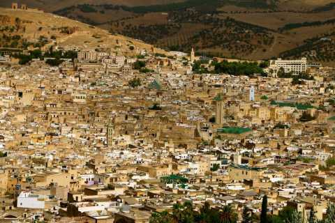 Fes: Private Full-Day Sightseeing Tour