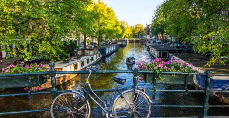 Amsterdam: privéwandeltocht in het Engels of Duits