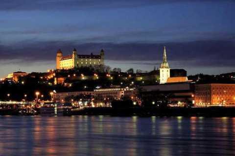 Excursion privée d'une demi-journée à Bratislava au départ de Vienne