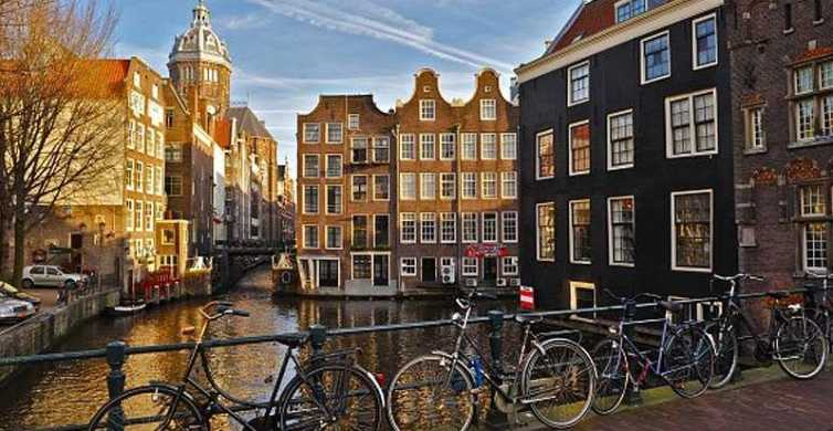 Excursão de 1 Dia a Amsterdã saindo de Bruxelas