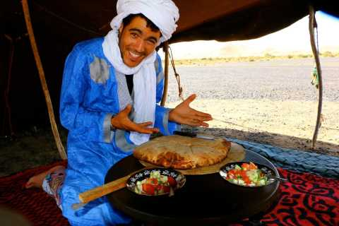 From Merzouga: Full-Day Small Group 4x4 Dunes Tour