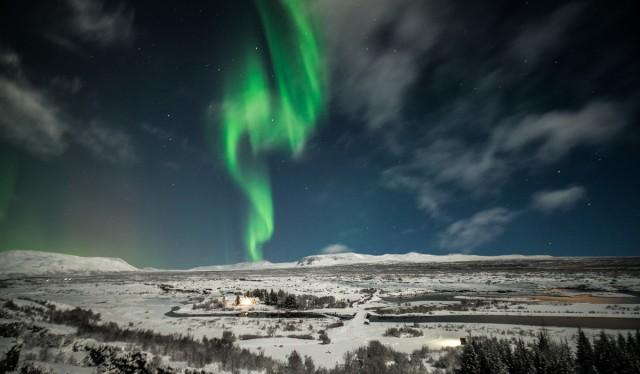 IJsland: Noorderlicht bustour vanuit Reykjavik