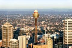 Torre de Sydney: Entrada Prioritária c/ Deque de Observação
