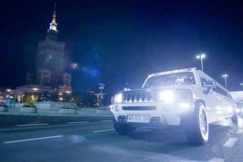 Warschau: Limo Ride & Club-pakket
