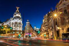Madri à Noite: Excursão a Pé c/ Show de Flamenco Opcional