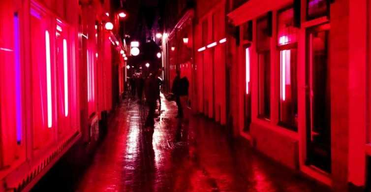 Amsterdam's Red Light District with Spanish-Speaking Guide