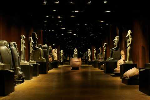 Turin: Egyptian Museum Skip-the-Line Guided Tour