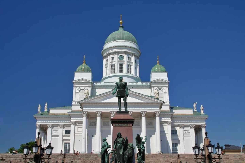 Landausflug: Best of Helsinki Gruppenreise