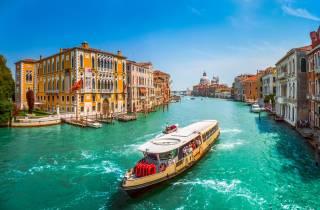 Venedig: City Pass mit Dogenpalast und Nahverkehr