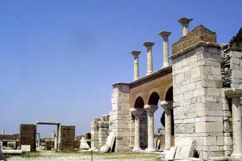 From Kusadasi: Ephesus Highlights Guided Van Tour