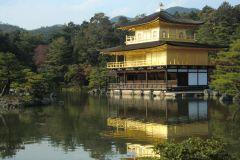 Excursão de meio dia em Kyoto, incluindo o Pavilhão Dourado