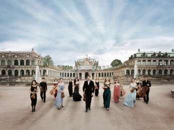 Dresden: Galakonzert im Dresdner Zwinger