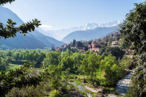 Marrakech: Atlas Mountains & 5 Valleys Day Tour