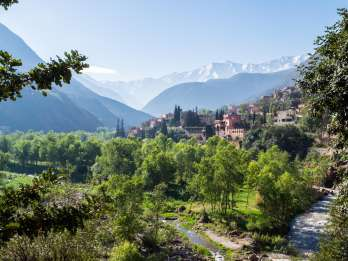 Ab Marrakesch: Atlasgebirge & 5 Täler - Tagestour
