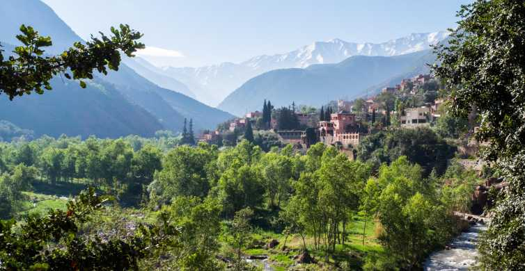 Marrakech: Atlas Mountains & 5 Valleys Day Tour