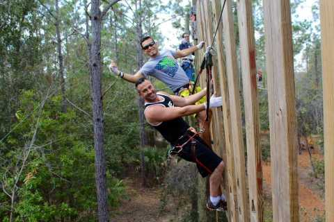 Tree Trek Orlando Entrance
