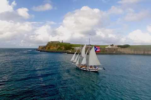 Viejo San Juan: Segel-Tour