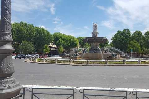 Escursione Full Day Aix-en-Provence e Cassis