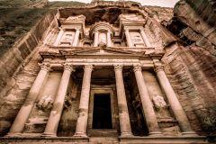 Petra: Excursão Particular de 1 Dia saindo de Amã