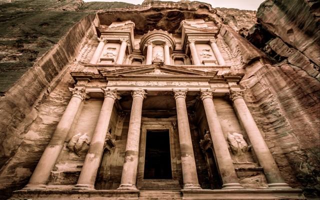 Petra privétour van een hele dag vanuit Amman