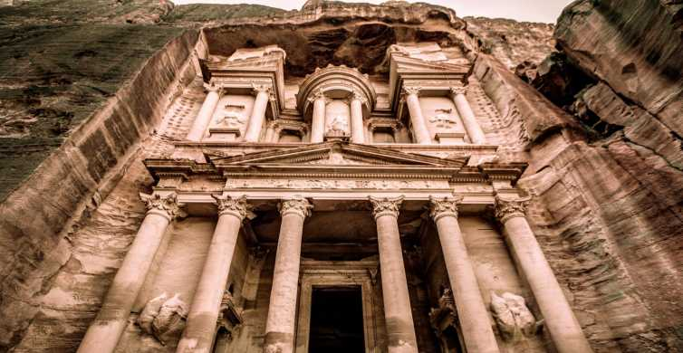 Petra Full-Day Private Tour from Amman