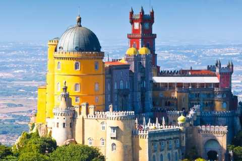 Sintra & Cascais Full-Day Private Tour