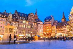 Excursão aos mercados de Natal de 7 horas em Estrasburgo