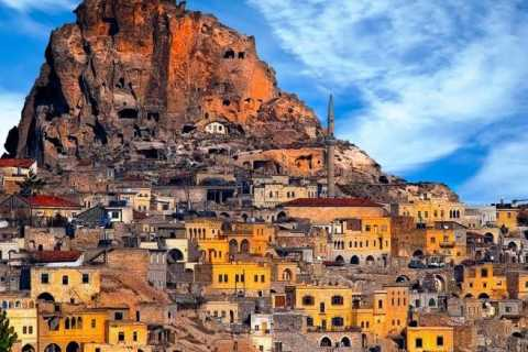 Full-Day Highlights of Cappadocia Tour
