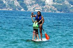 Acapulco Snorkeling e SUP Paddle Boarding com almoço