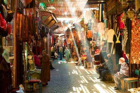 Marrakech: tour a pie de 3 horas