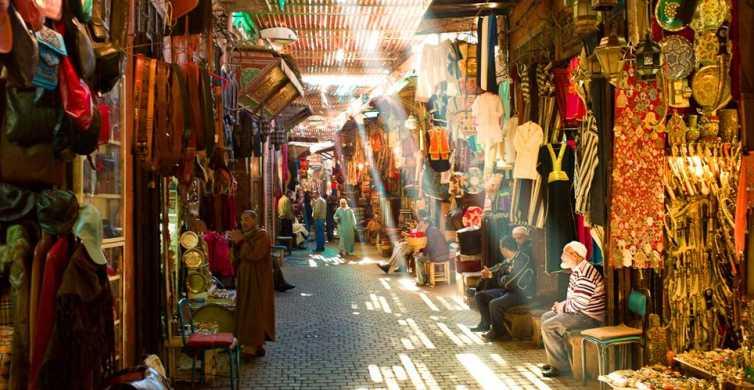 Marrakech 3-Hour Walking Tour